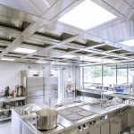 CCL Cyclocell cassette ventilated ceiling