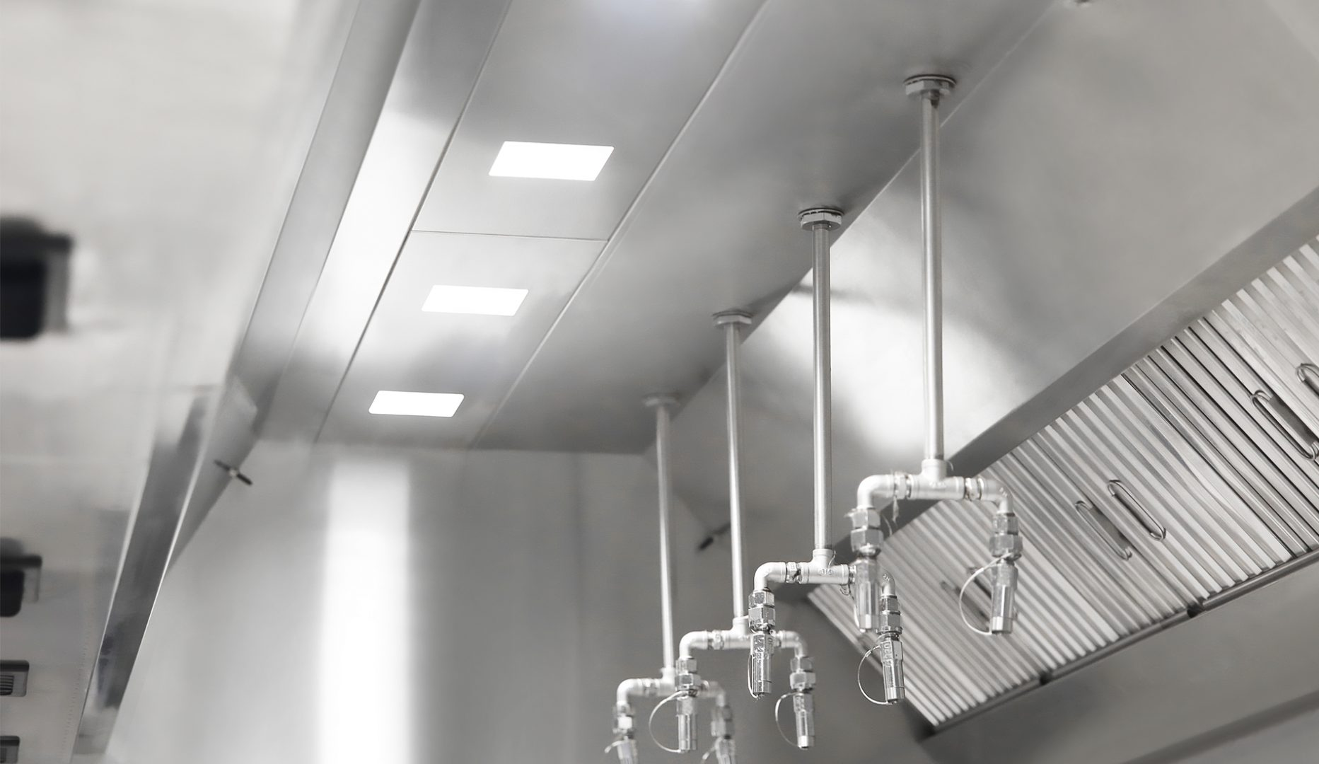 FSS ANSUL® R-102™ fire suppression system for kitchens