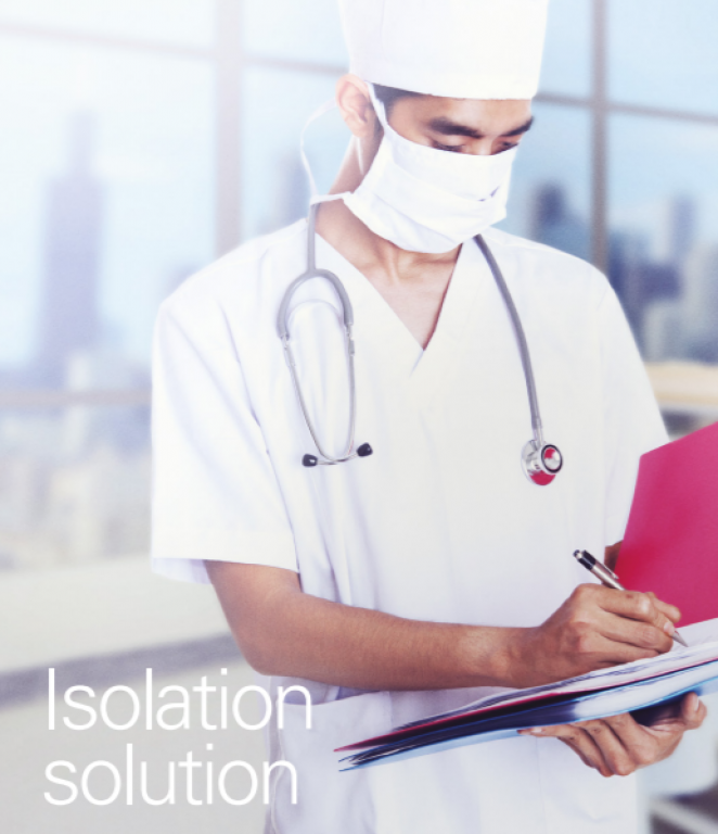 Halton Vita Iso solutions brochure cover GB