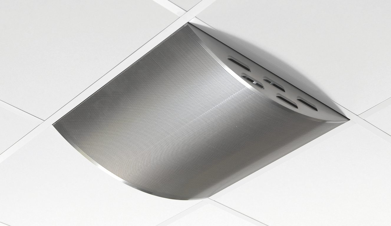 KCD kitchen ceiling diffuser