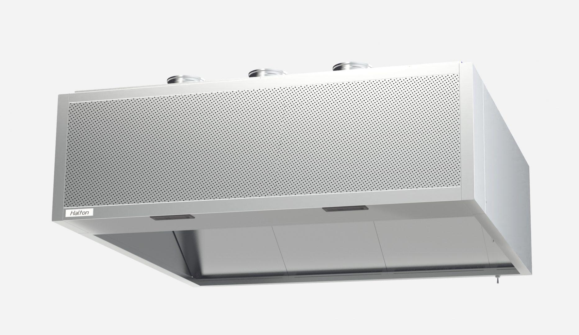 Halton KVD steam hood