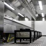 UPT UTL services distribution unit for kitchens