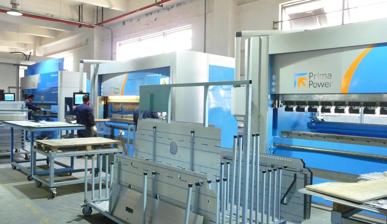 Halton Innovation Hub - China - Shanghai - Production view 1