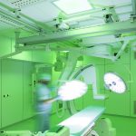 UZ Brussels, University Hospital Brussels hybrid operating room