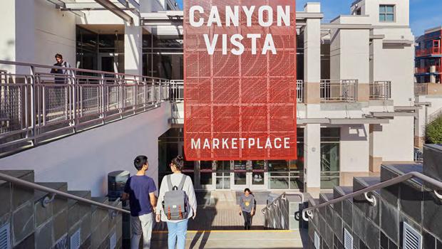 Halton Provides Restaurant Kitchen Ventilation For Canyon Vista Marketplace