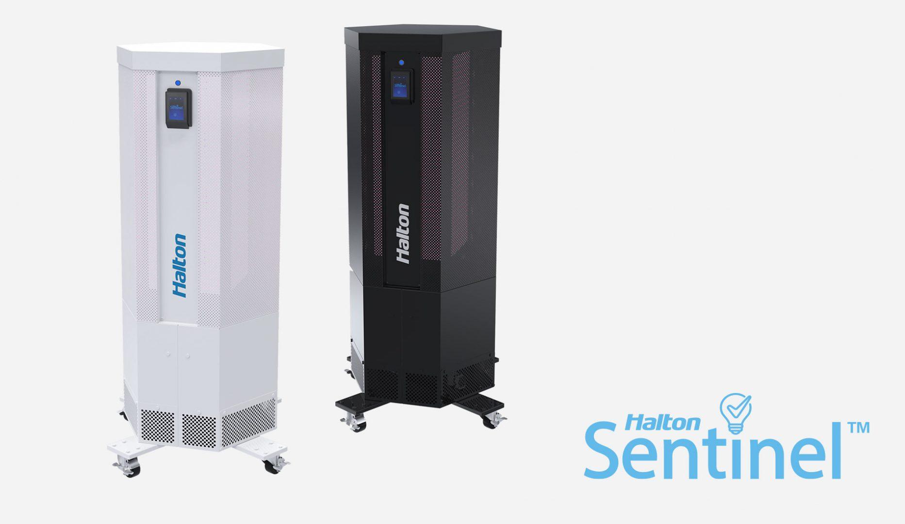 UVGI-SA – Halton Sentinel Mobile Filtration Unit (CE)
