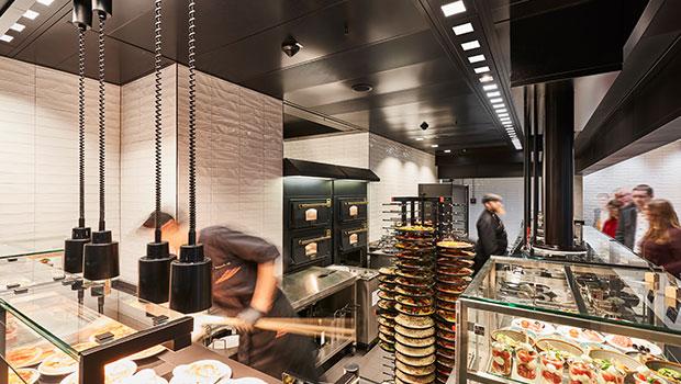 Allianz Munich has chosen Halton Solutions for the ventilation of their kitchen