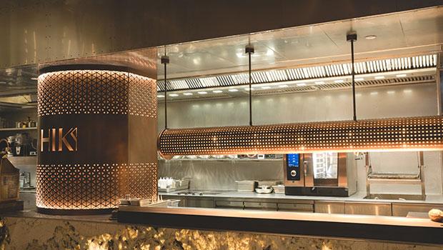 HIK9 Shanghai has chosen Halton Solutions for the ventilation of their kitchen