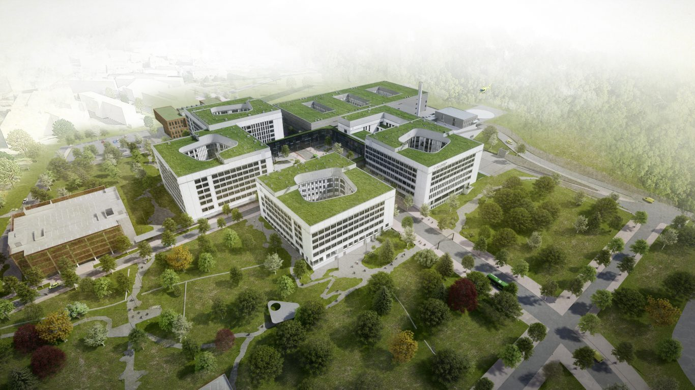 Stavanger University Hospital NyeSUS