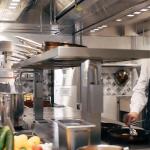 Singapore EXPO - MAX Atria has chosen Halton Solutions for the ventilation of their kitchen