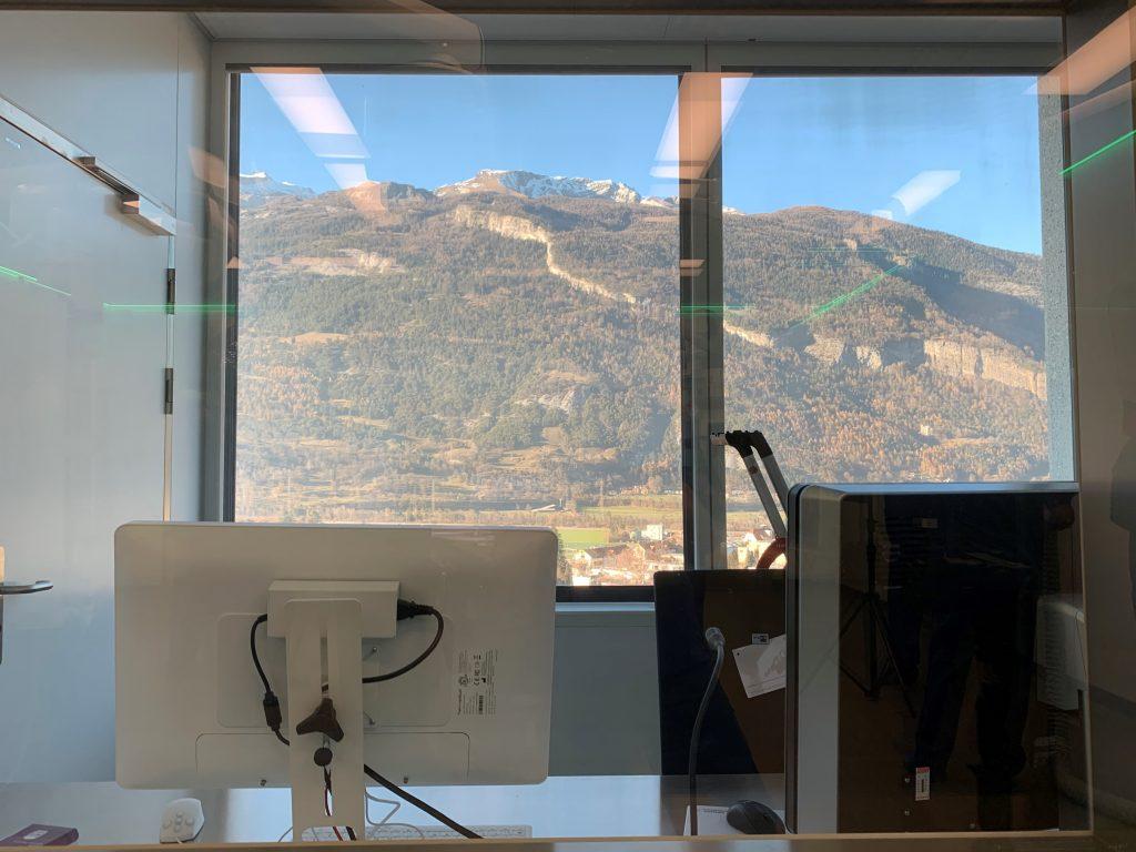 Cantonal Hospital of Graubünden in Chur with Halton Vita OR Space